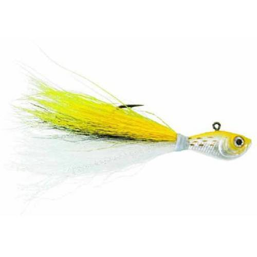 SPRO Fishing Bucktail Jig, Magic Bus, 1 Pack
