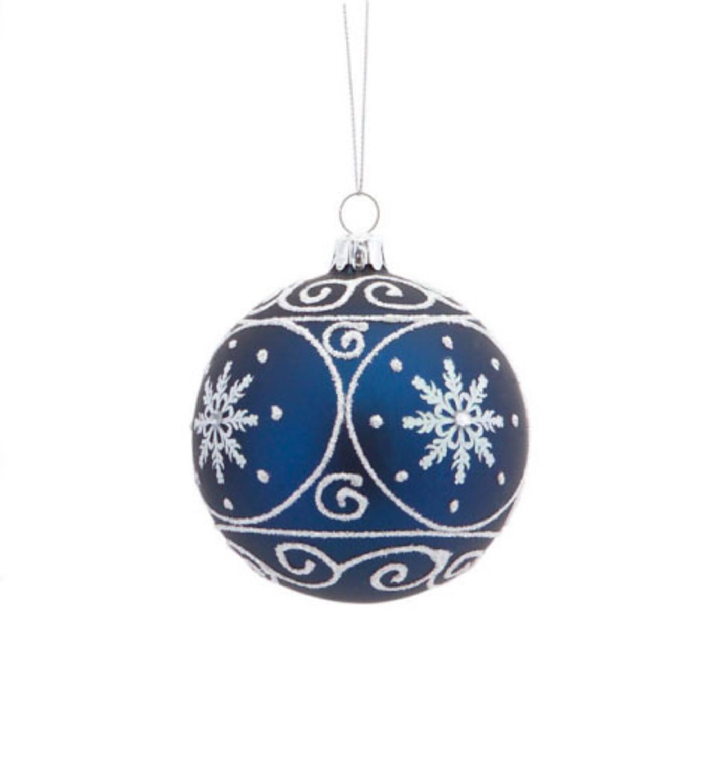 vickerman 7 sequin and glitter bow christmas ornament turquoise blue walmartcom - Navy Blue Christmas Decorations