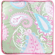 My Baby Sam Pixie Baby Throw Pillow, Pink