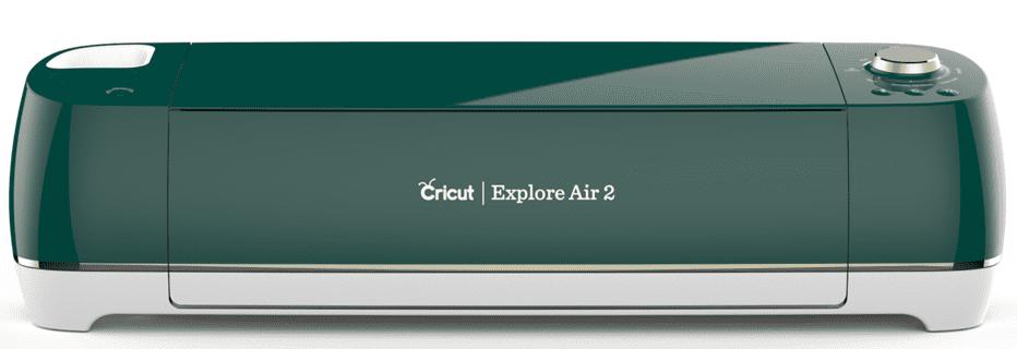 Cricut Explore Air 2 Emerald Machine