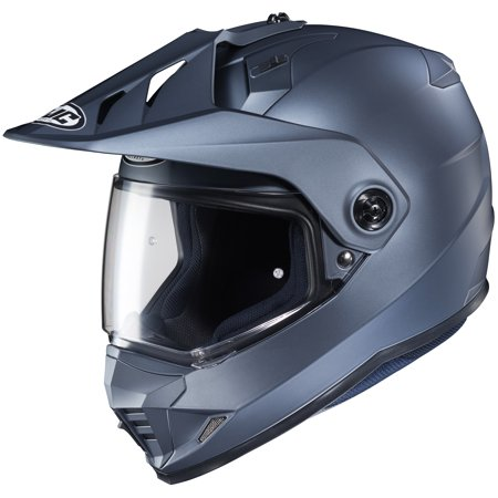 HJC DS-X1 Solid Helmet Semi Flat Anthracite (Gray,