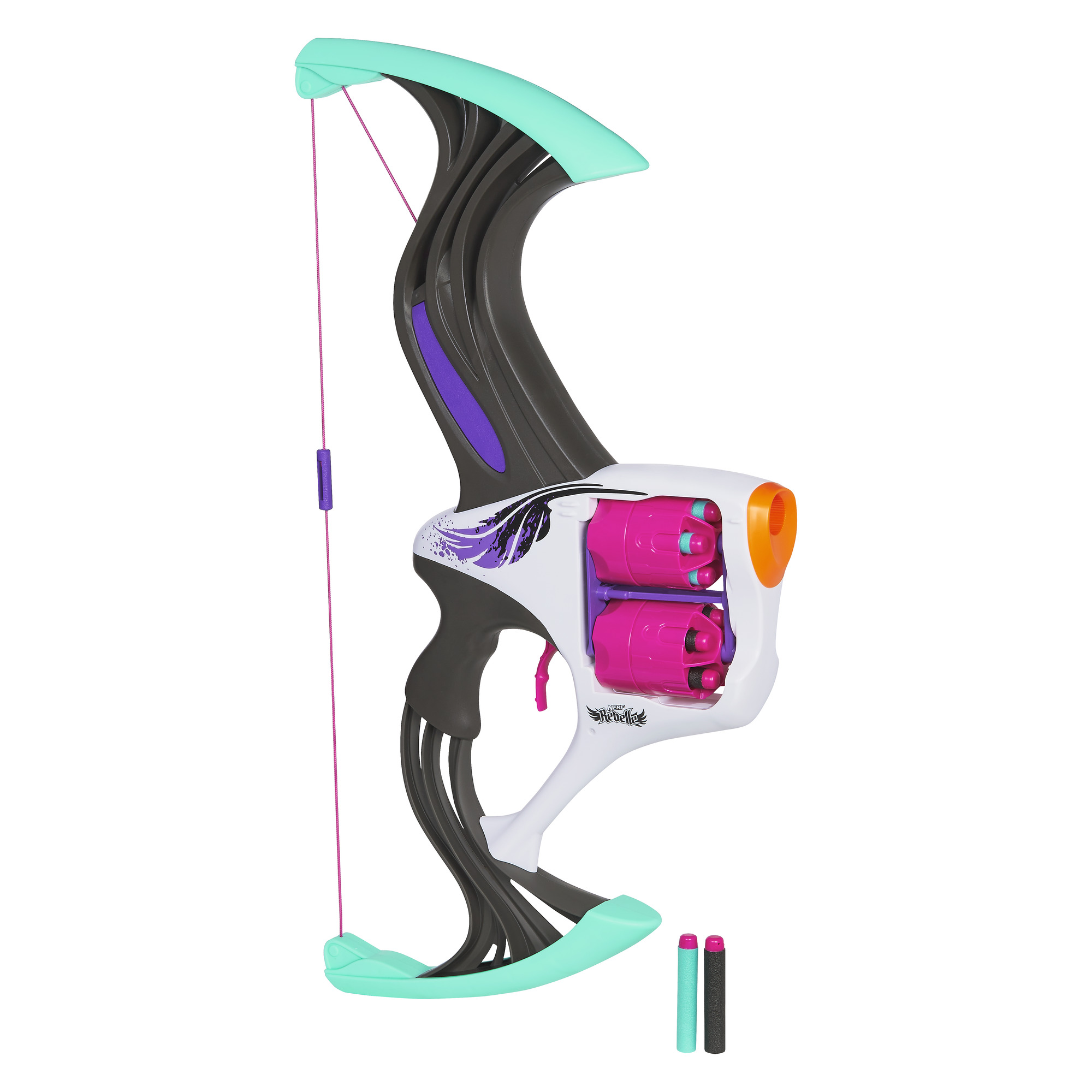 Nerf Rebelle Flipside Bow by Hasbro Inc.