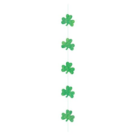 St. Patrick's Day Prismatic String Decorations (4ct)](St Patrick Day Decorations)