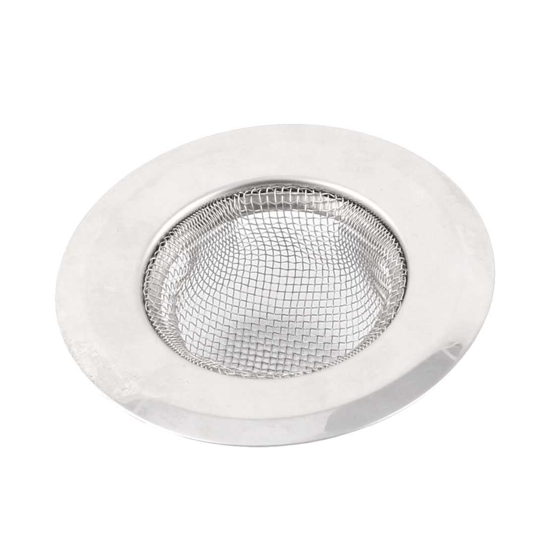 kitchen sink mesh strainer kitchen stainless steel wide brim basin drain sink mesh 5858