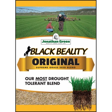 Black Beauty Grass Seed Mixture, 25-Lbs.