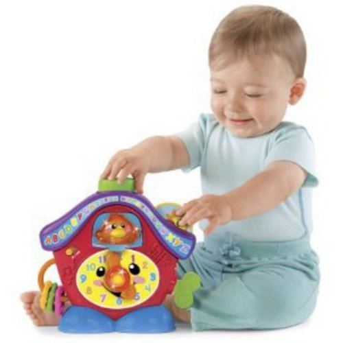 Fisher Price Laugh & Learn Peek-A-Boo Cuckoo