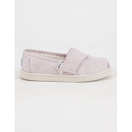 Shearling Footwear (Toms Toddlers Tiny Classic Casual Shoe )