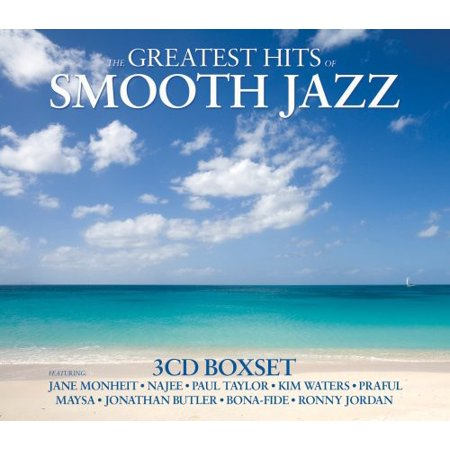 Greatest Hits Of Smooth Jazz [Box Set] [3 Discs]