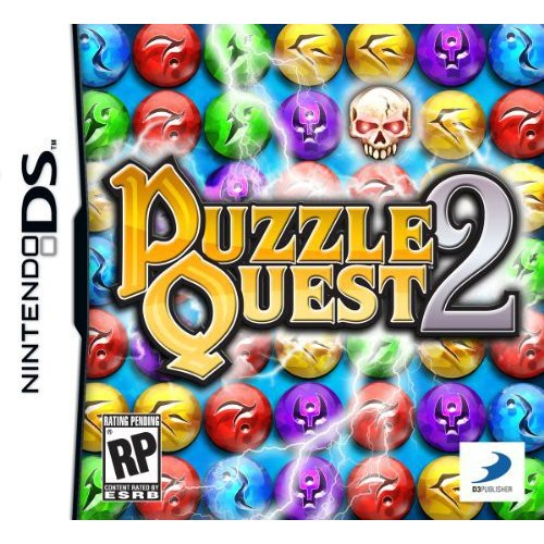 Puzzle Quest: Challenge of the Warlords 2 (DS)