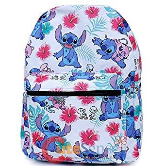 Lilo And Stitch 4 Large Drawstring Sport Sac /à dos Sack Sac Sac /à dos