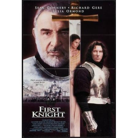First Knight Movie mini poster 11x17