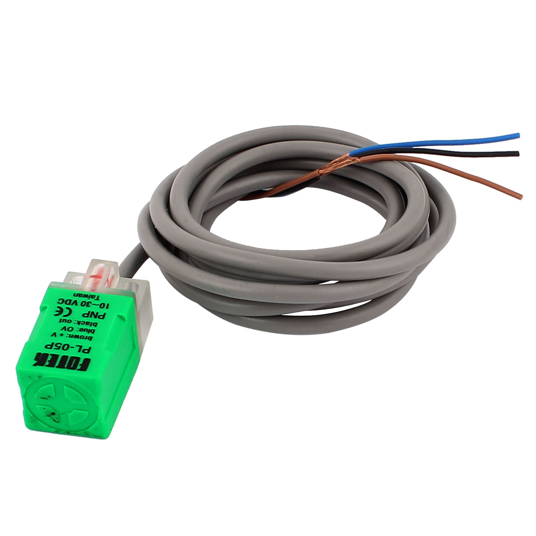 DC 102-30V 3 Wires 5mm Detection Distance Proximity Sensor Switch NPN NO PL-05P - image 4 of 4
