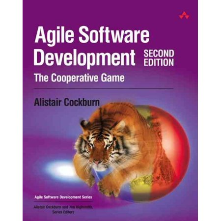Agile Software Development  The Cooperative Game