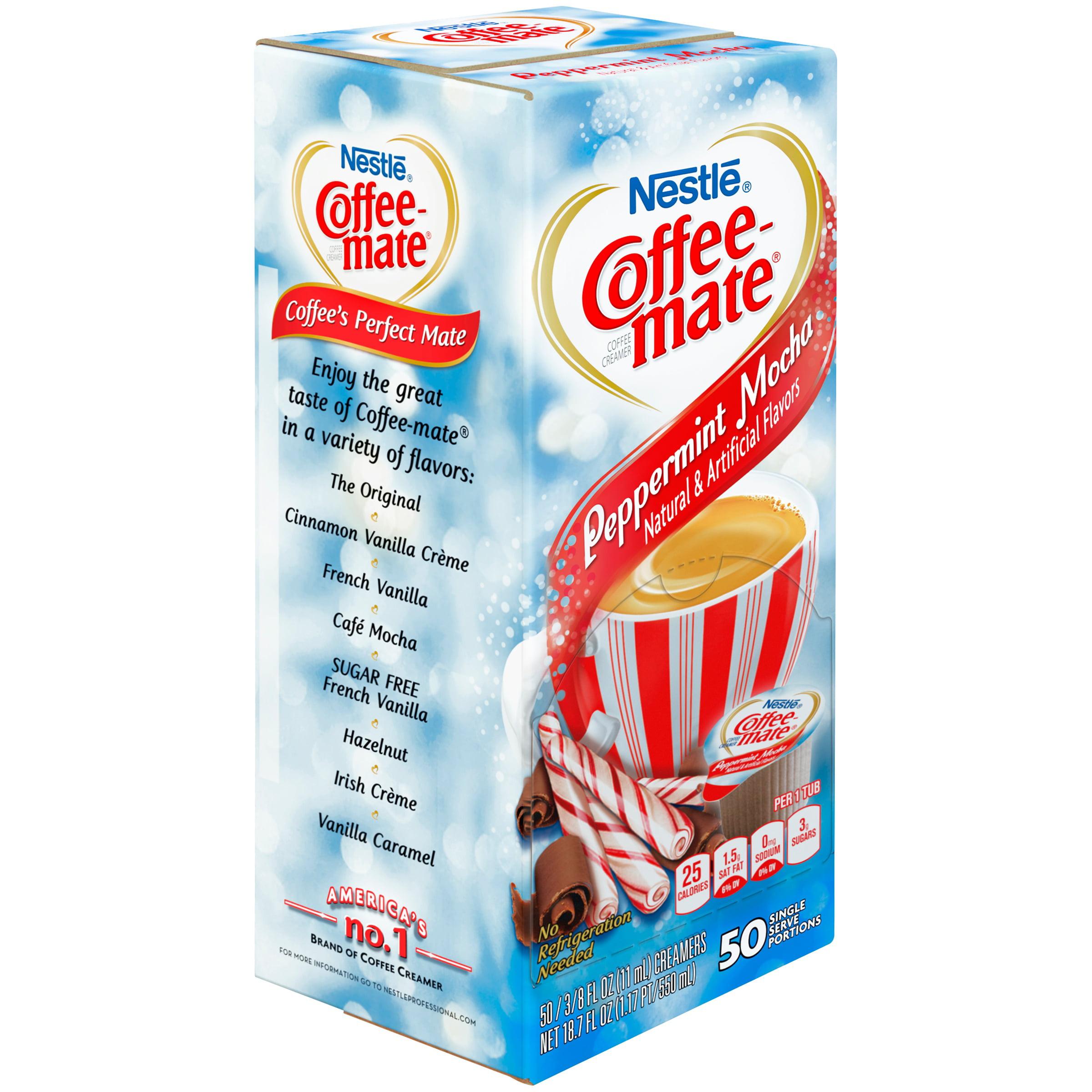 Nestlé Coffee-mate Peppermint Mocha Liquid Coffee Creamer ...