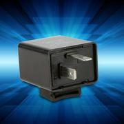 ANGGREK Speed Adjustable Turn Signal Relay , Flasher Blinker, LED Turn Signal Light Bulbs For Turn Signal Light Fast Hyper Flash