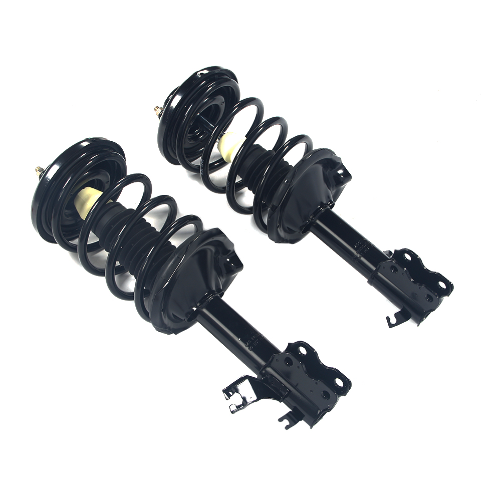 Zimtown 2 Front Quick Complete Struts Coil Springs W Mounts For 02 03