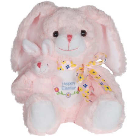 Loftus Soft Happy Easter Spring Time Sunny Bunny 8.5