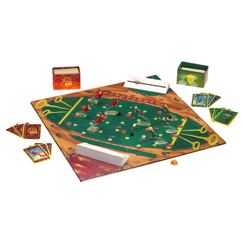 Harry Potter Quidditch Trivia Game by Mattel