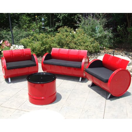 Drum Works Seating Cushion
