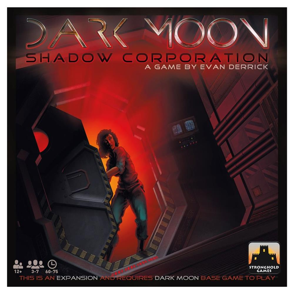 Dark Moon: Shadow Corporation Stronghold Games Moon Board Games Board Game 3006SG