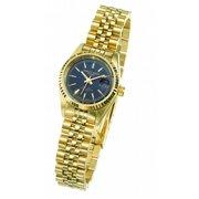 Charles-Hubert- Paris Womens Gold-Plated Stainless Steel Quartz Watch #6635-GB