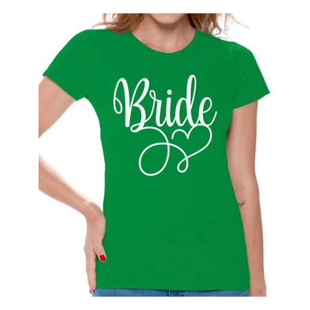 Awkward Styles Bride Shirt Bridesmaid Shirt for Women Bride's Entourage Shirt Bridesmaid Shirt Wedding Gifts Bridal Party Shirt Bachelorette Party Outfit Birde Squad Shirt Gifts for Bridesmaid Ladies Bridal Suits
