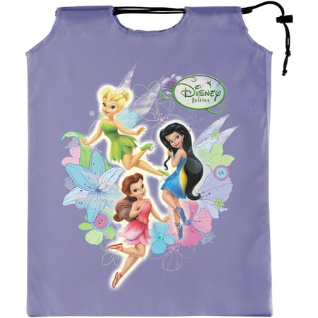 DISNEY FAIRIES DRAWSTRING TREAT SACK (Disney's Halloween Treat Vhs)