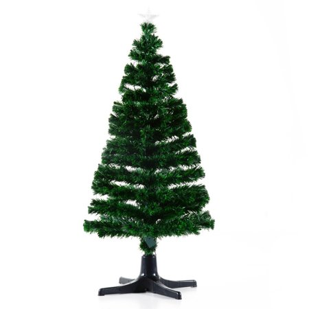 pre lit led artificial rotating christmas tree with stand and star