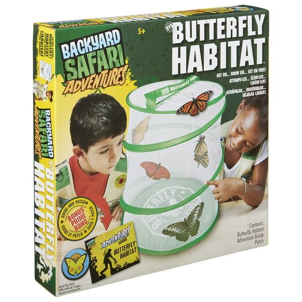 Backyard Safari Butterfly Habitat - Walmart.com - Walmart.com
