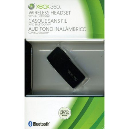 Xbox 360 Wireless Bluetooth Headset (Xbox 360)