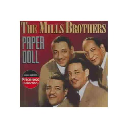 The songs here are oldies, the Mills Brothers are no spring chickens themselves, and the style of these performances, recorded in the 1940s and '50s, smacks of a bygone day, but there's something eternally youthful about the Mills's vocals. All four brothers possess striking voices and an impeccable sense of timing.The ebullience of