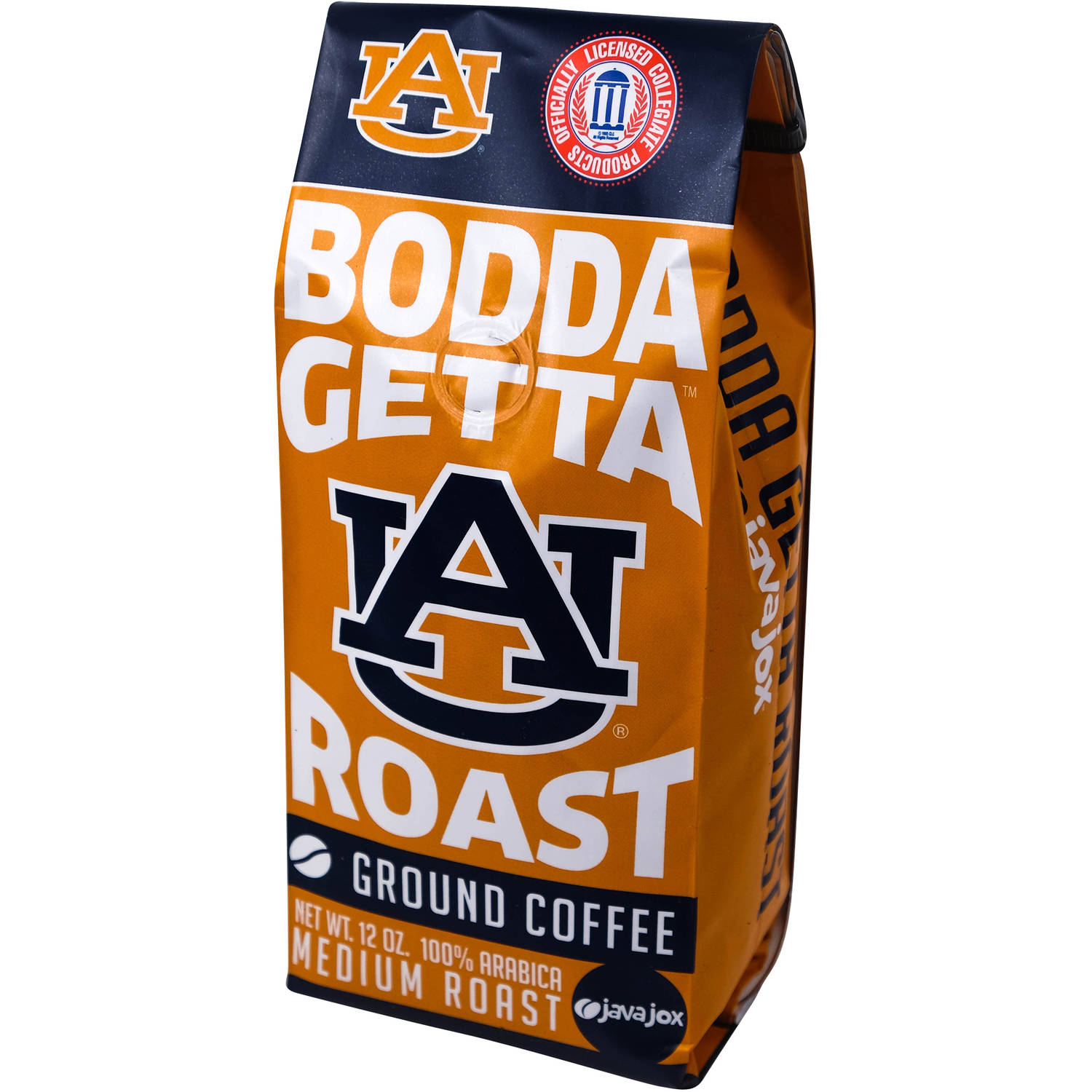 Java Jox UA Bodda Getta Roast Ground Coffee, 12 oz