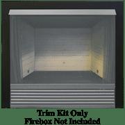 Trim Kit for ProCom Vent Free Firebox Insert - Model# TK32