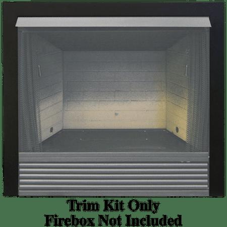Trim Kit for ProCom Vent Free Firebox Insert - Model# TK32 (Gas Fireplace Insert Vent Free)