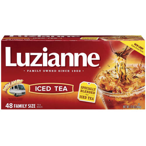 Luzianne Specially Blended Iced Tea, 12 oz