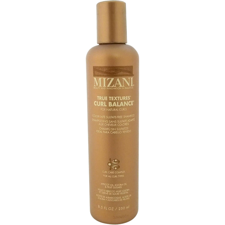 MIZANI - Mizani True Textures Curl Balance Moisturizing Sulfate-Free Shampoo, 8.5 Fl Oz ...