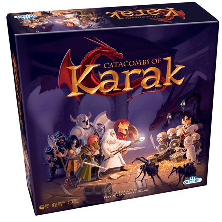 Catacombs of Karak Role Play Game (Games To Play With 5 Month Old Baby)