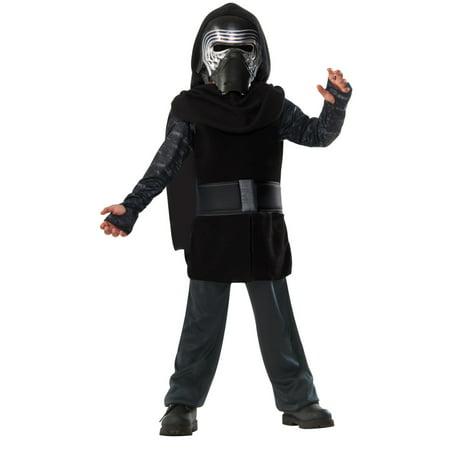 Star Wars Kylo Ren Deluxe Costume Top Set](Ren Costumes)