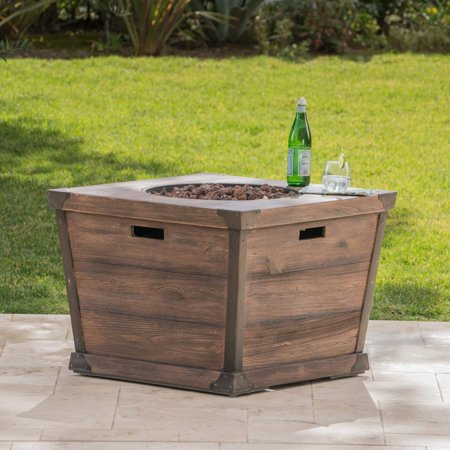 Christopher Knight Home Delaney Outdoor 32 Inch Propane