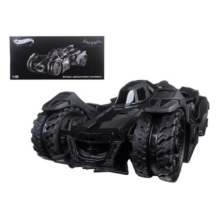 - Batman Arkham Knight Batmobile Elite Edition 1/18 Diecast Model Car by Hotwheels