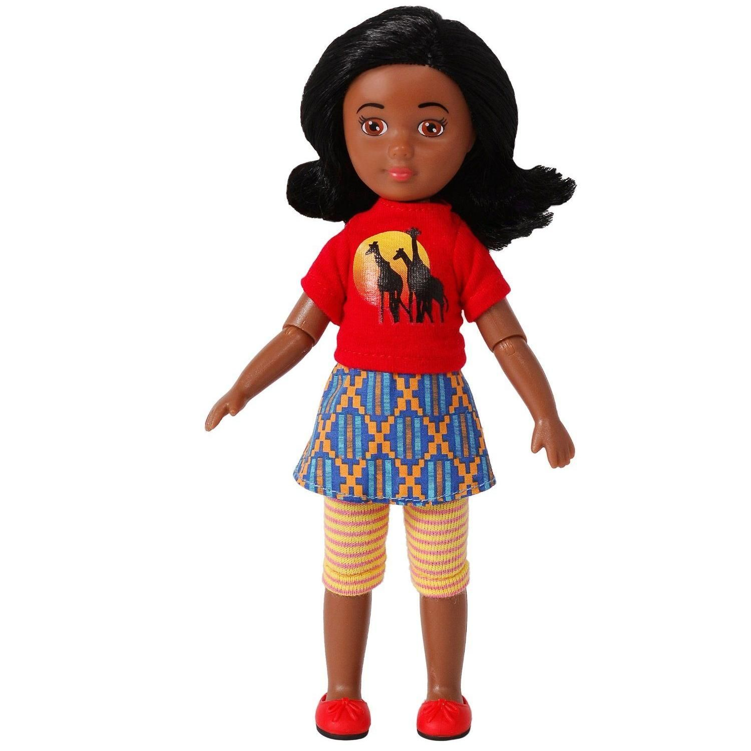 "Travel Friends - Kenya 9"" - Play Doll by Madame Alexander (69425)"