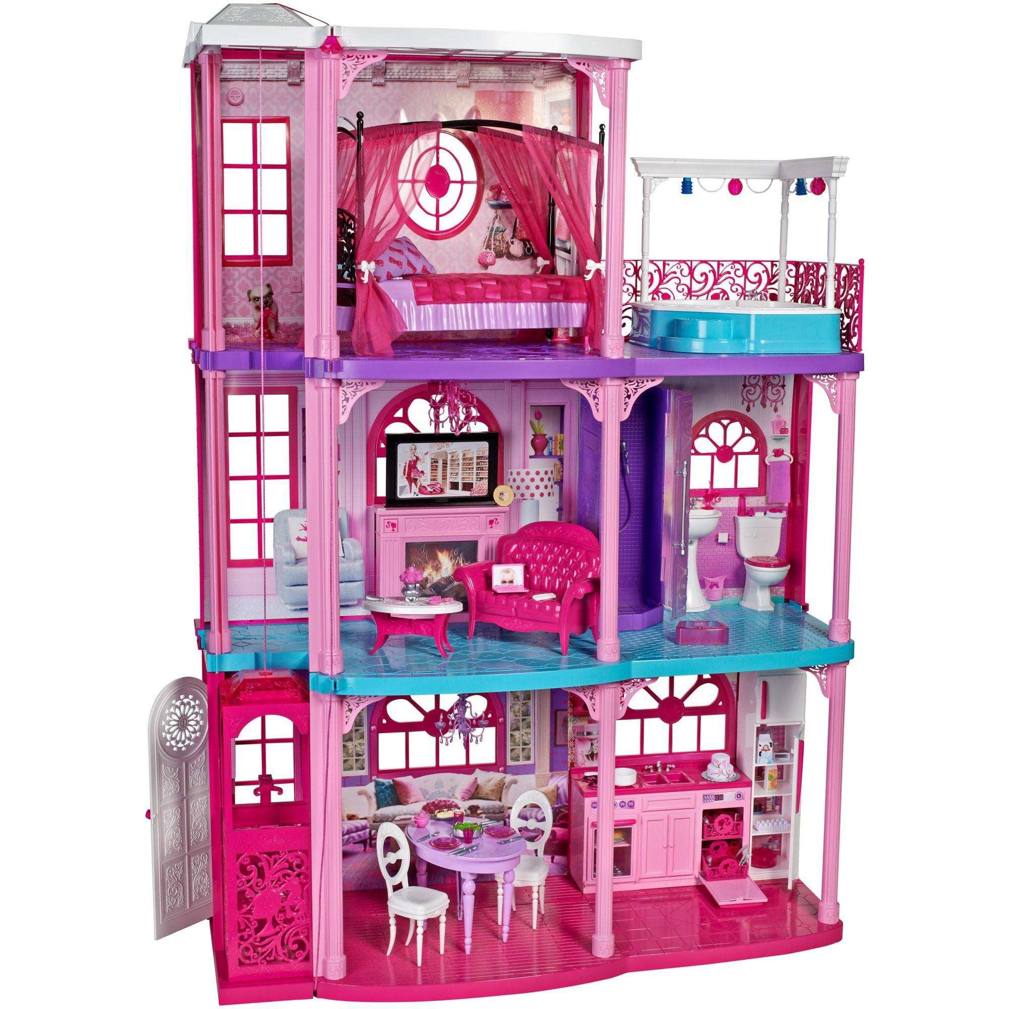 Mattel Barbie 3 Story Dreamhouse