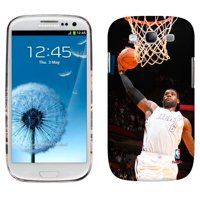 LeBron James Miami Heat Galaxy S3 Action Image Phone Case - No Size