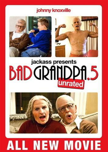 Jackass Presents Bad Grandpa .5 by
