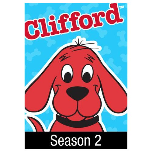 Clifford The Big Red Dog: Season 2 (2000)