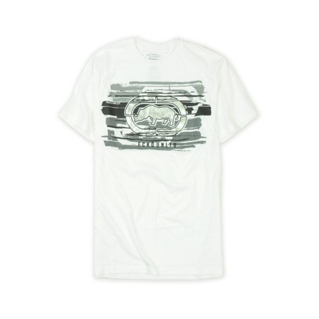 Ecko Thermal Shirt - Ecko Unltd. Mens Swipe That Metallic Graphic T-Shirt