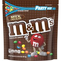 M&M'S Milk Chocolate Candy, 38-Oz. Party Size Bag