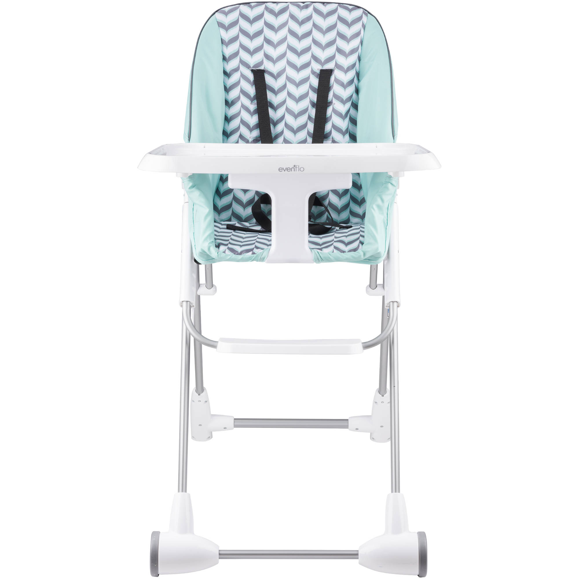 Evenflo Symmetry High Chair Spearmint Spree