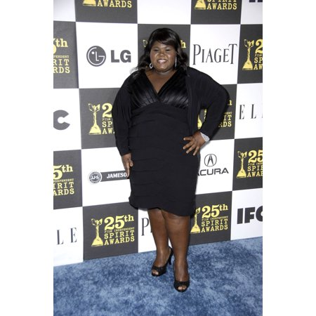Gabourey Sidibe In Attendance For 25Th Film Independent Spirit Awards Event Deck At Nokia Theatre LA Live Los Angeles Ca March 5 2010 Photo By Michael GermanaEverett Collection Celebrity