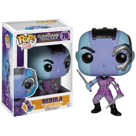Funko Pop  Marvel Guardians Of The Galaxy  Nebula